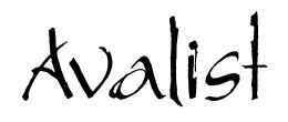 avalistschrift